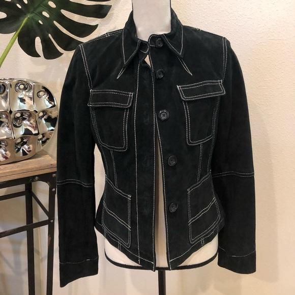 INC Jackets & Blazers - INC suede jacket